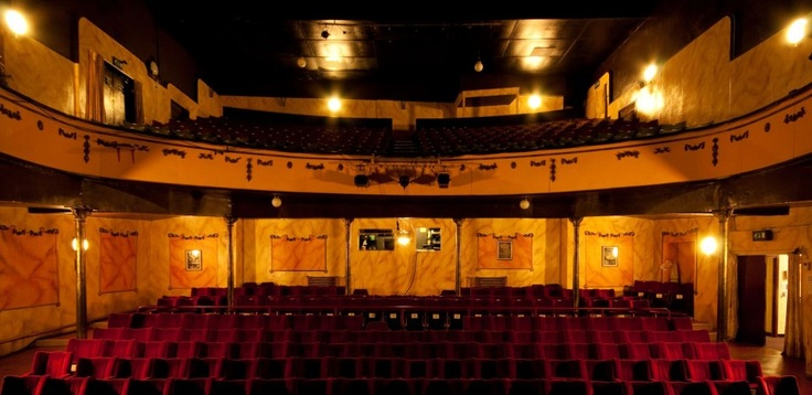 Royal Court Theatre in Bacup